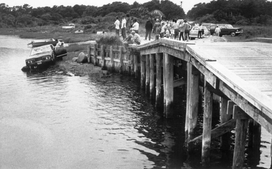 Chappaquiddick Dike Bridge