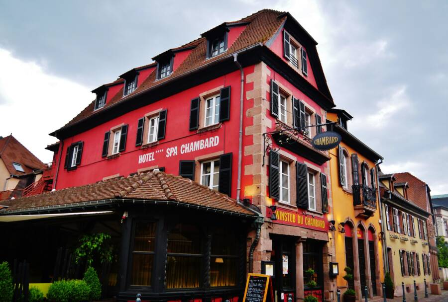 Le Chambard Hotel