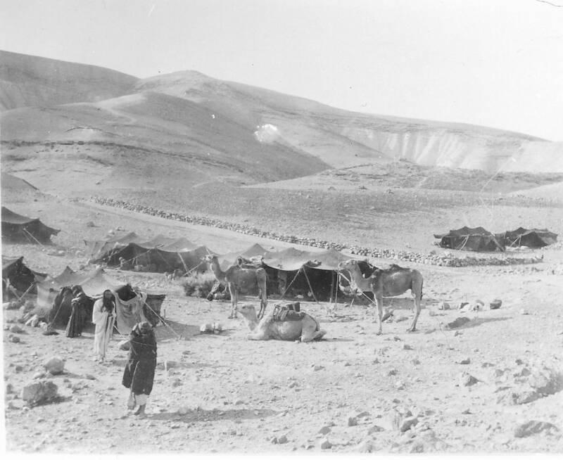 Bell Photograph Of Bedouins