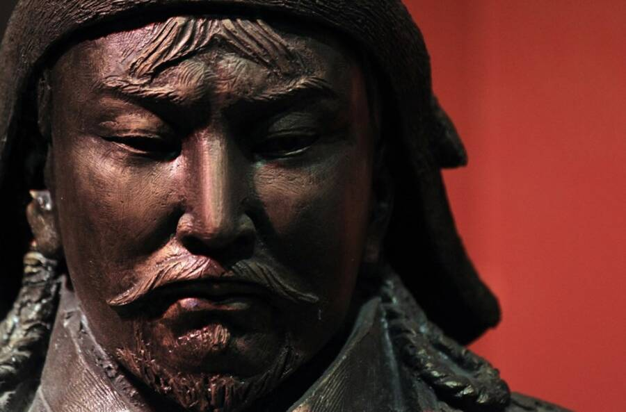 How Did Genghis Khan Die