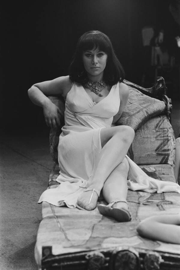 Cleopatra Helen Mirren