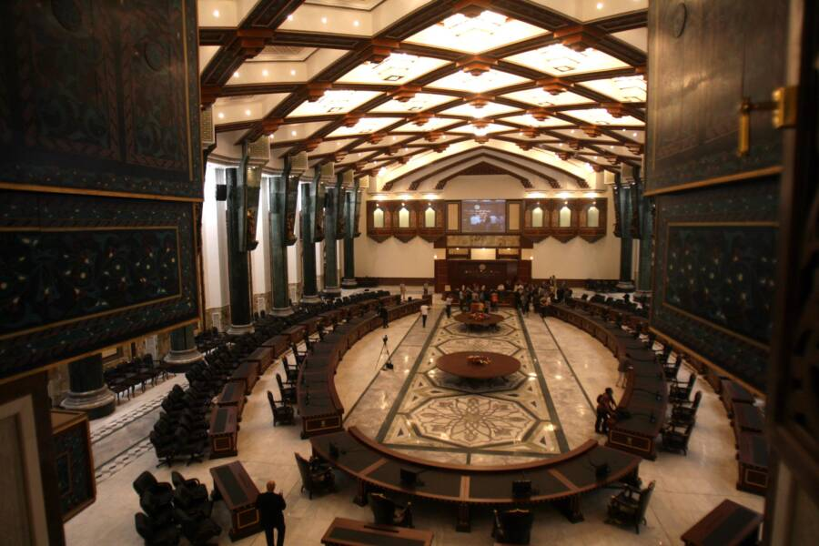 Conference Hall In Republican Palace