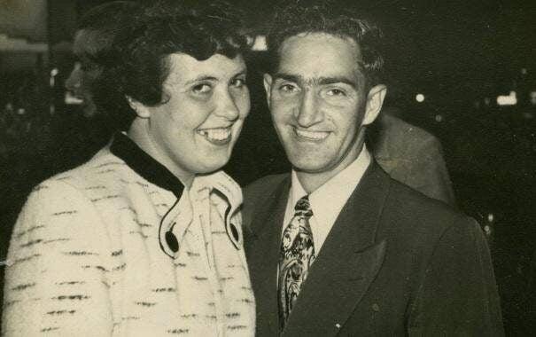 Eric Edgar And Sally Cooke