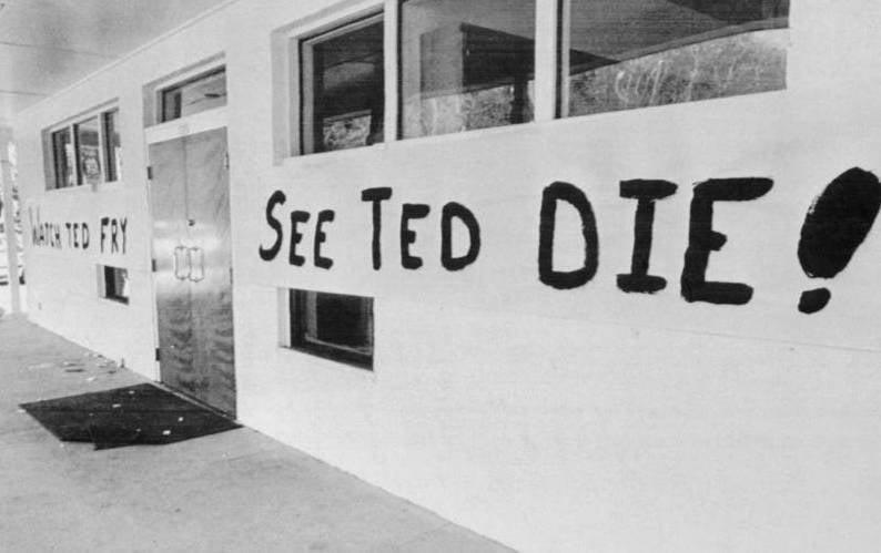 Death Of Ted Bundy