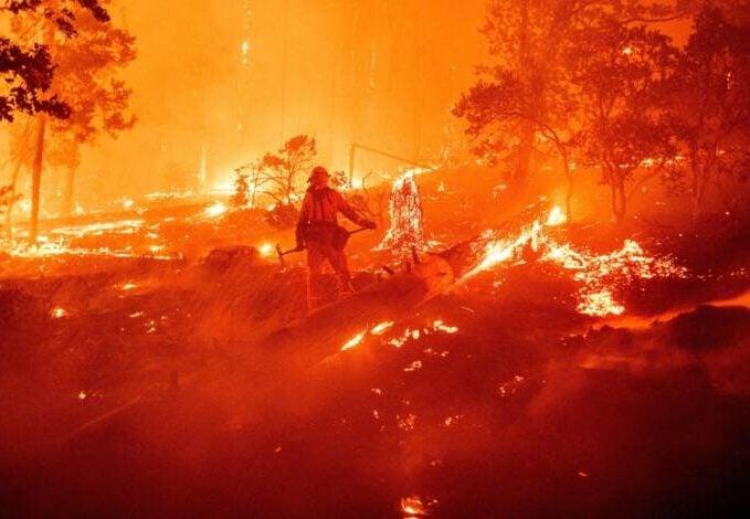 El Dorado Wildfire