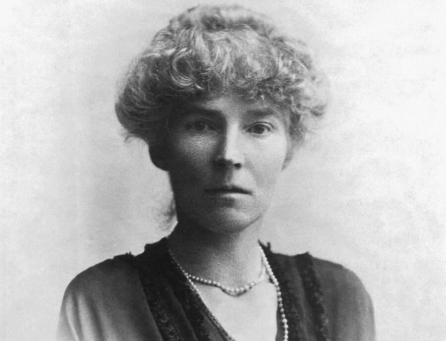 Gertrude Bell Portrait