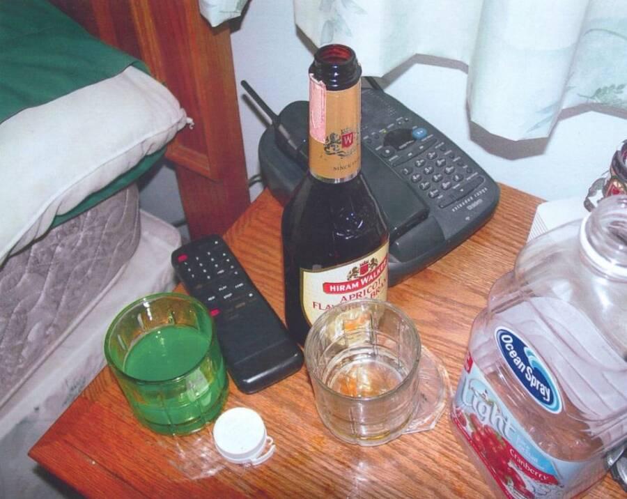 Glass Of Antifreeze