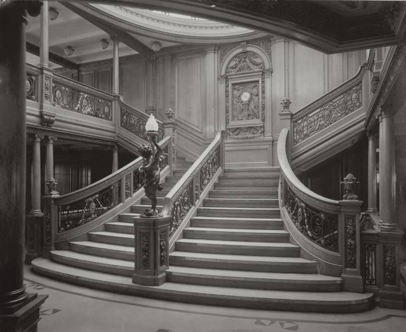 Grand Staircase Olympic