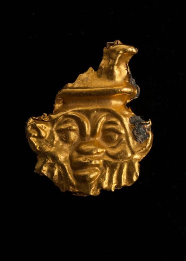Greek Mask Thonis Heracleion