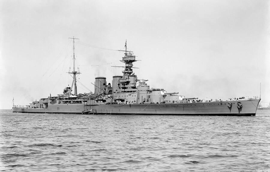 HMS Hood