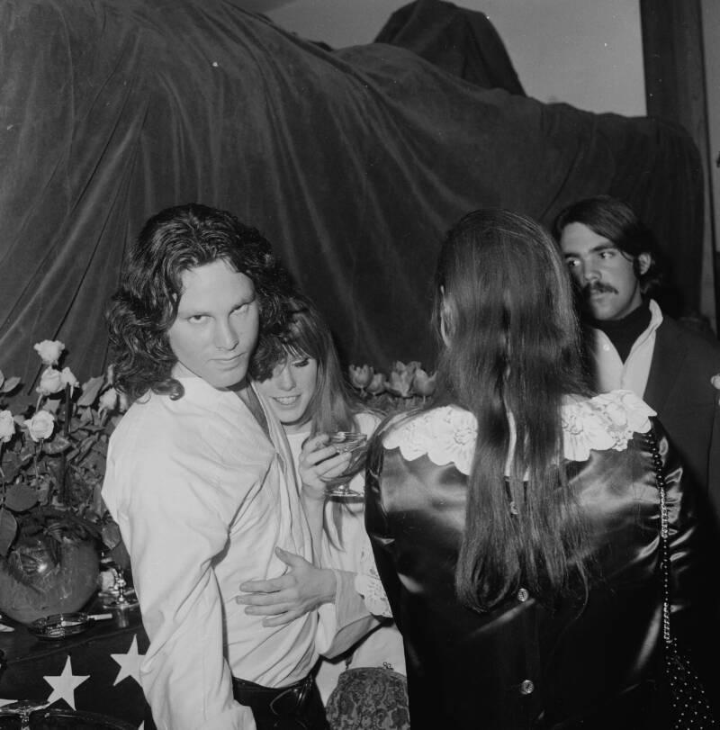 Jim Morrison Pictures With Pamela Courson