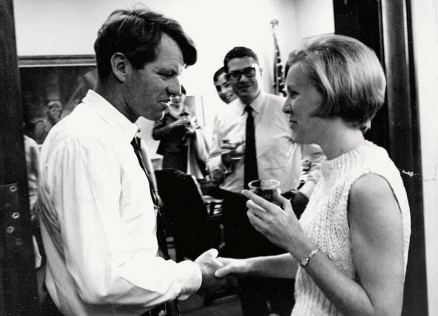 Mary Jo Kopechne Robert Kennedy