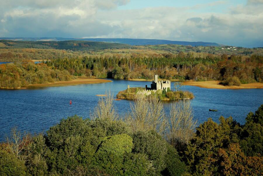 Mcdermotts Castle From Afar