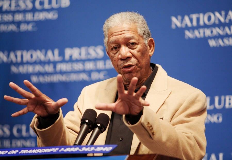 Morgan Freeman Grenada Relief Fund