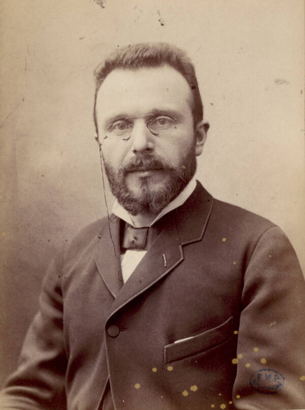 Pierre Constant Budin
