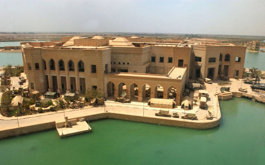 Hussein Presidential Palace