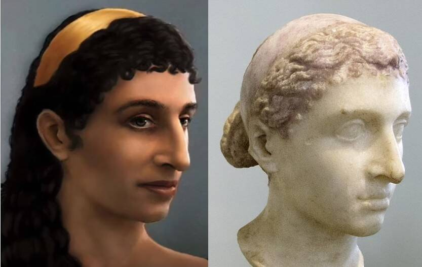 Reconstruction And Bust