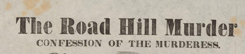 Road Hill Murder