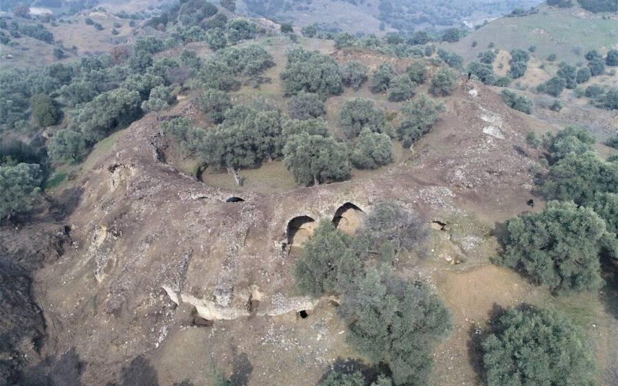Roman Amphitheater Mastaura
