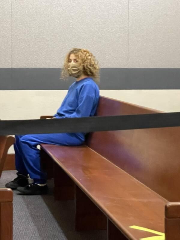 Sierra Halseth In Court Twitter Sierra Halseth in court.