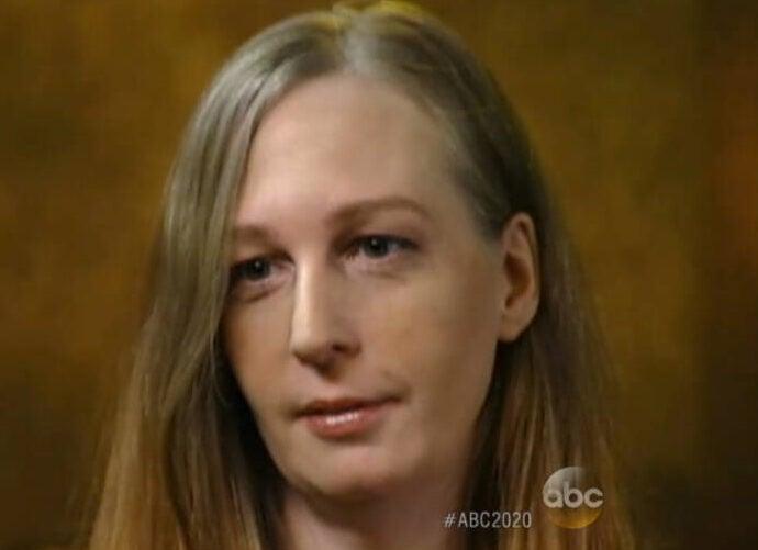 Stacey Castor After Arrest