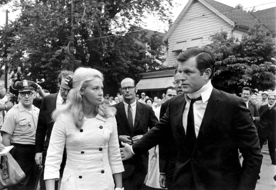 Mary Jo Kopechne Funeral