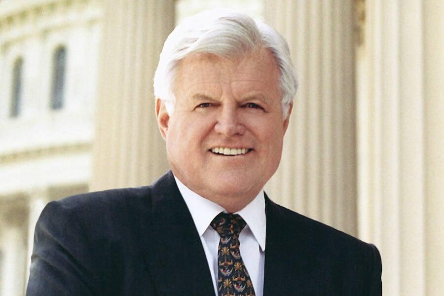 Ted Kennedy Senate Portrait 900x600