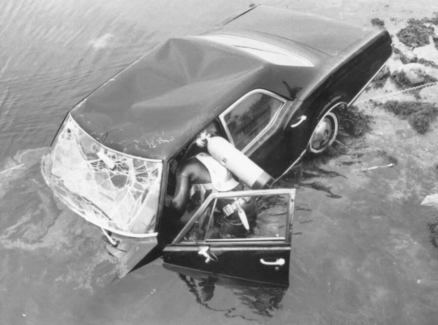 Black Oldsmobile