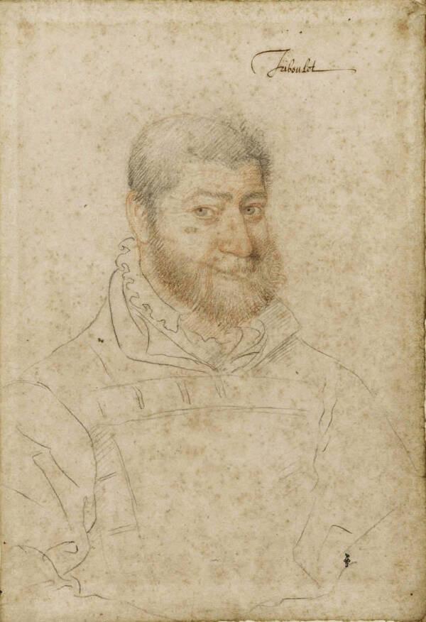 Triboulet Portrait