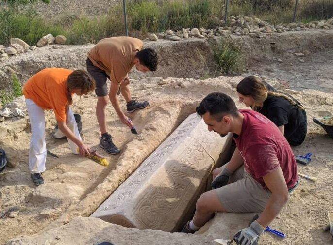 Visigoth Sarcophagus