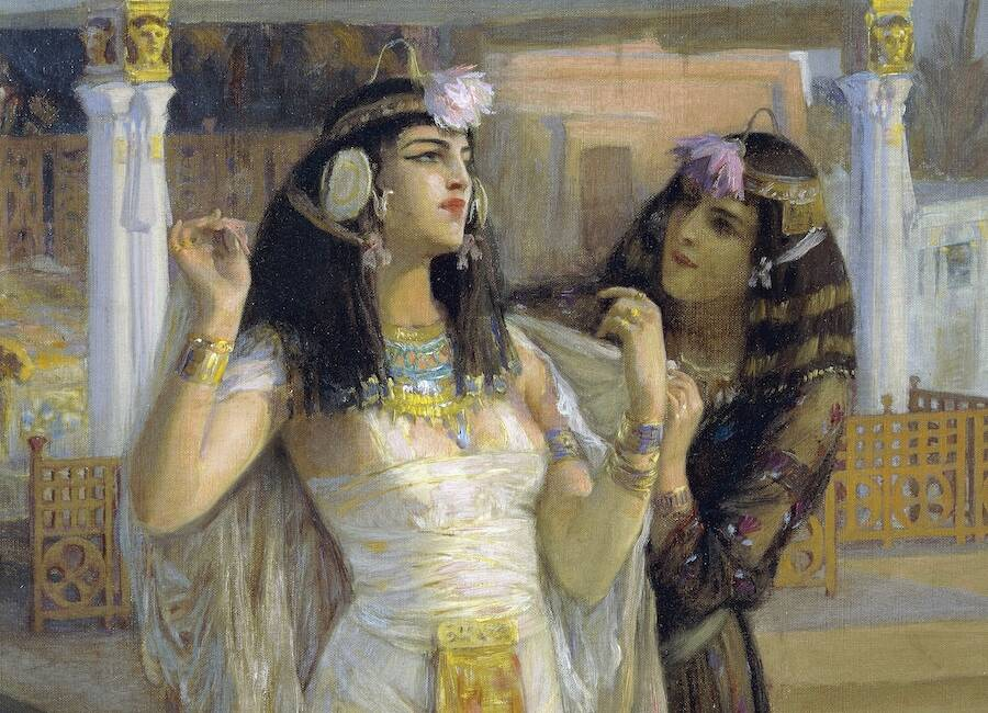 What Did Cleopatra Look Like