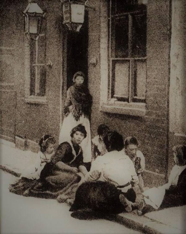 Women Of Whitechapel