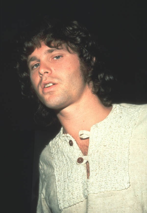 Young Jim Morrison Pictures