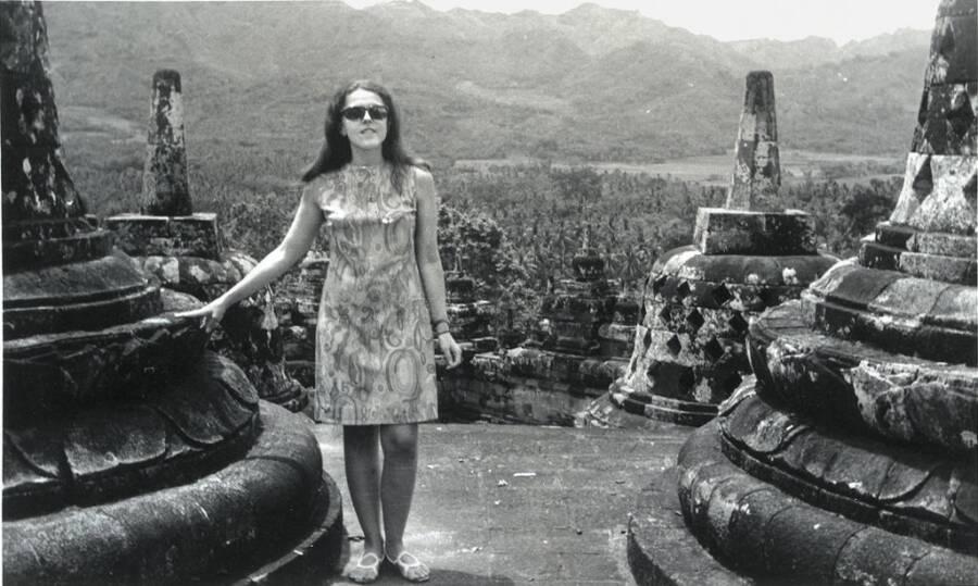 Stanley Ann Dunham In Indonesia