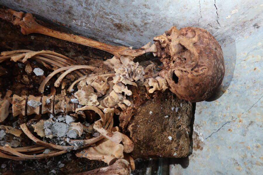 Body Of Marcus Venerius Secundio