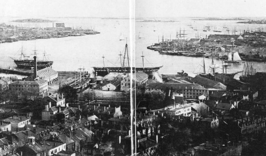 Charlestown Massachusetts 1870s