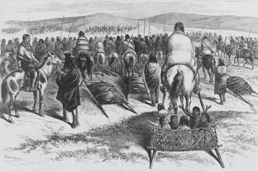 Crazy Horse In Battle