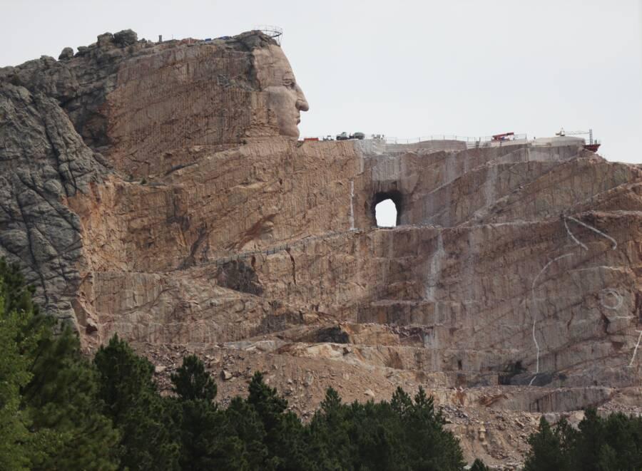 Crazy Horse Monument 2020