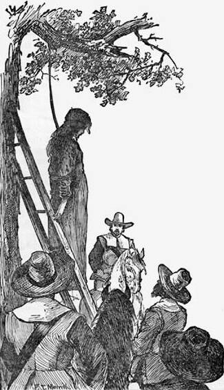 Execution Of Ann Hibbins
