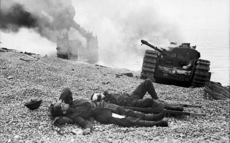 Fallen Allied Soldiers