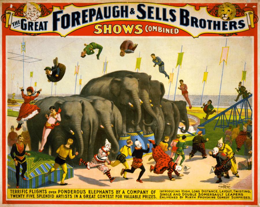 Forepaugh Circus