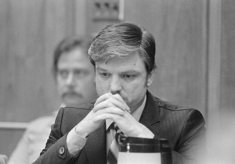 Gerald Gallego In Court