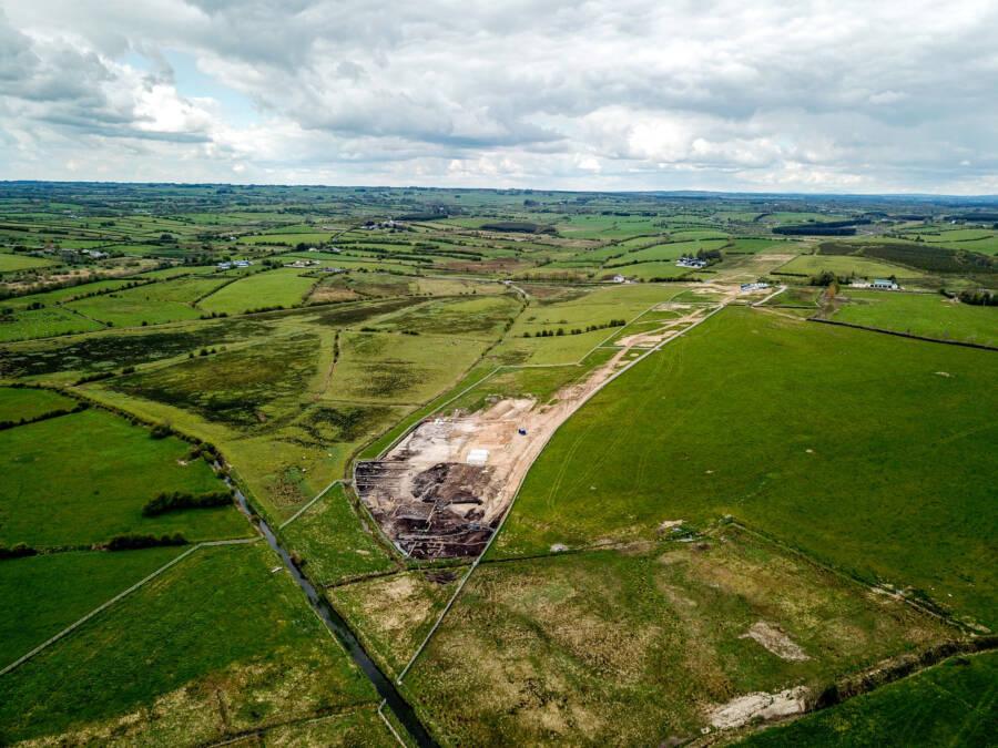 Gortnacrannagh Excavation Site