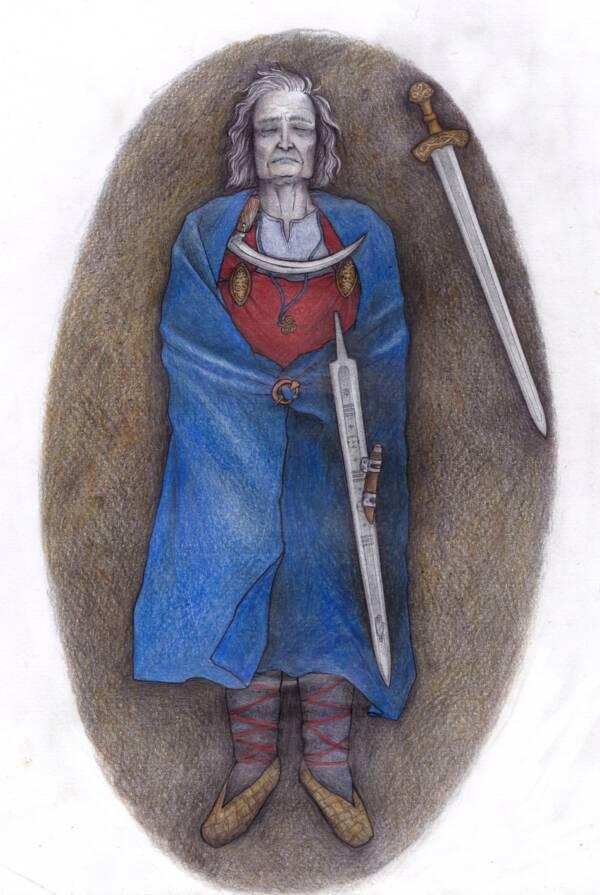 Suontaka Intersex Viking Warrior