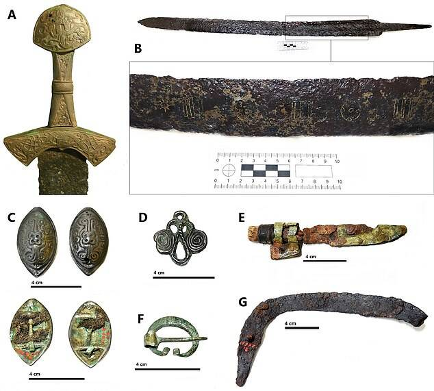 Intersex Viking Grave