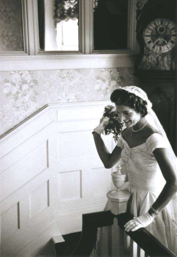 Jacqueline Kennedy In Dress