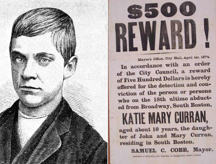 Reward Notice