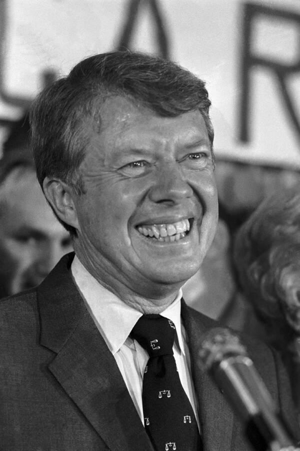 Jimmy Carter 1970
