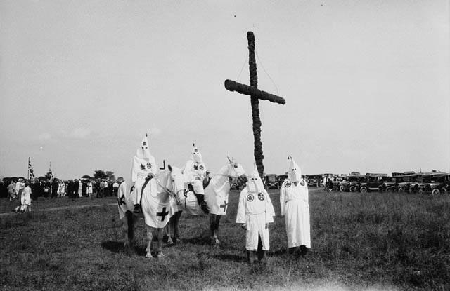 KKK In Canada