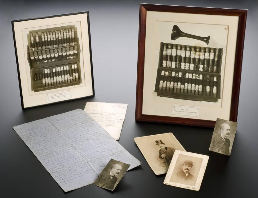 Letter Photographs Poisons